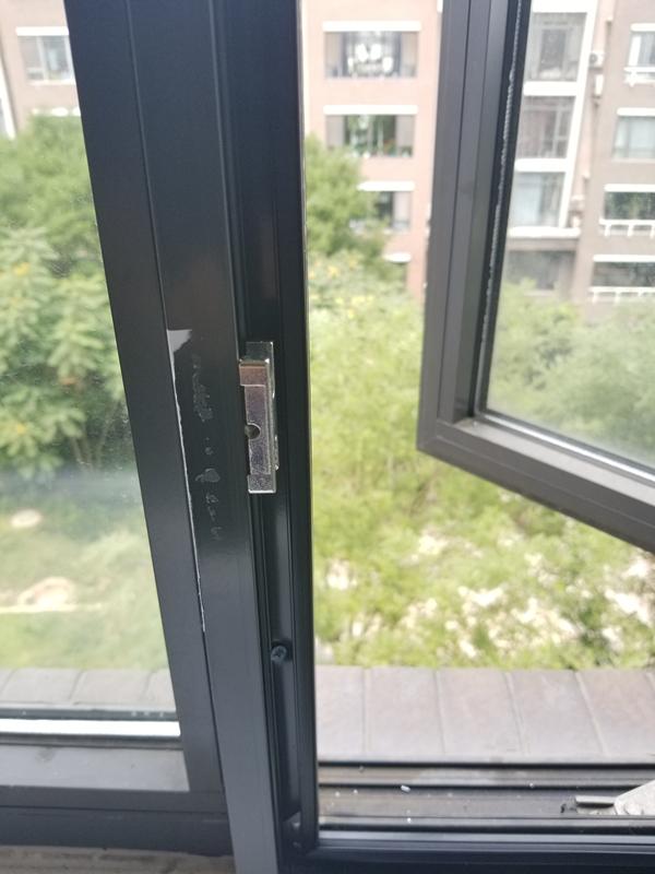 口袋鎖紗窗安全鎖點
