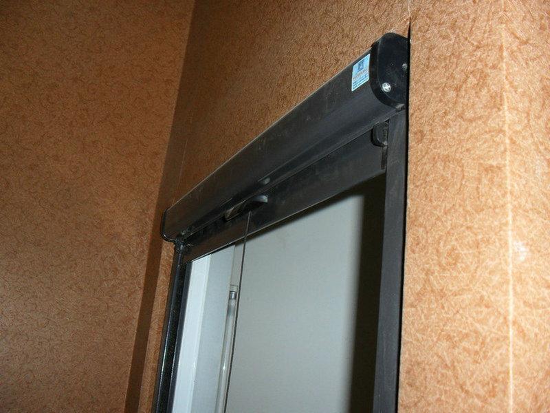 隱形紗窗盒側面_防蚊紗窗