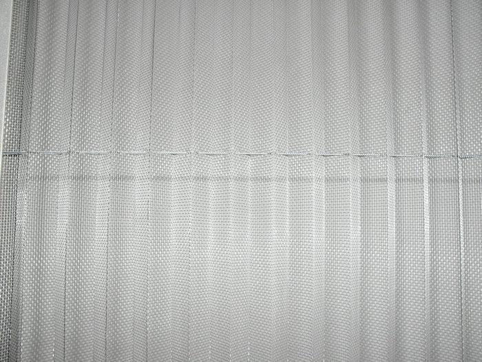 無軌鏈條折疊紗門專用紗網