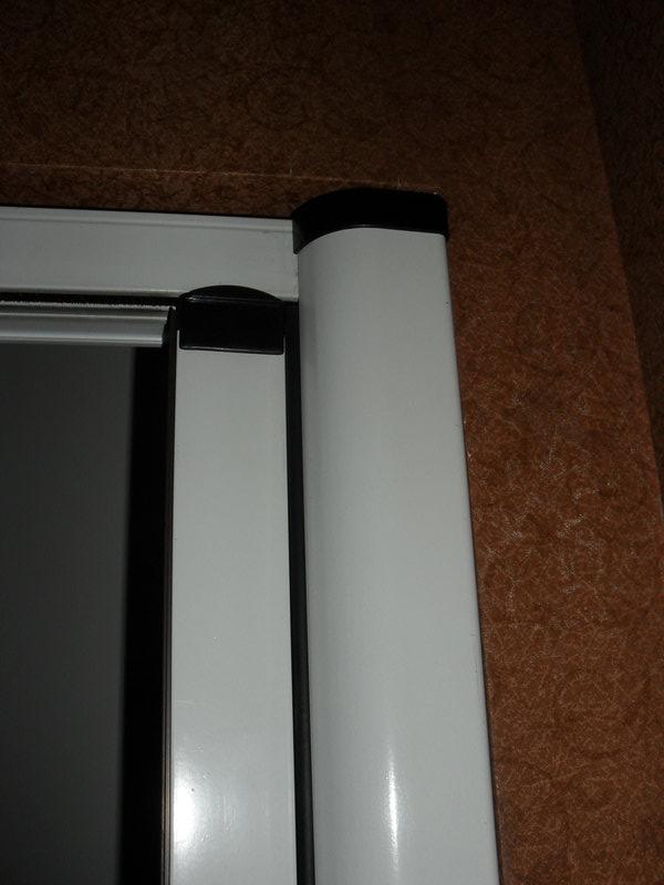 隱形紗門盒上方圖