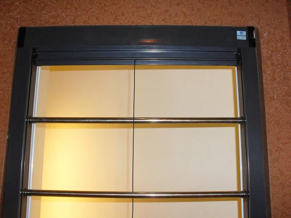 兒童防護欄紗窗紗盒外觀圖